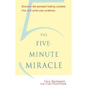 Tara Springett's book The Five-Minute Miracle
